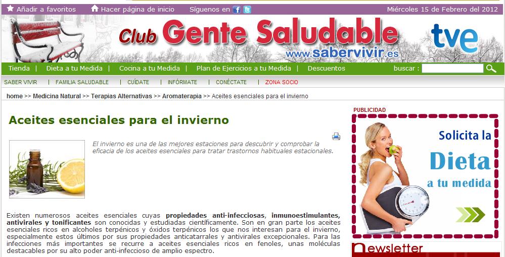 www saver vivir es: